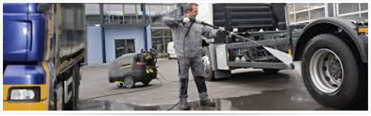 High Pressure Washer for Vehicle washing